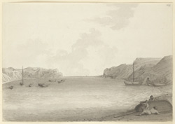 Lulworth Cove f.149